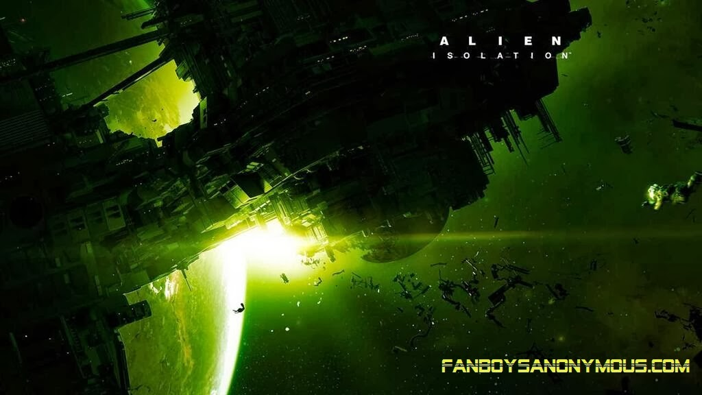 Sega Alien Isolation for X-Box and Playstation