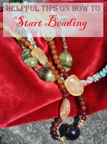 Helpful Tips on How to Start Beading