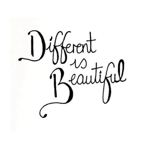 Famous Quotes About Being Different Quotesgram
