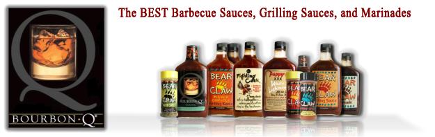 Bourbon Q Kentucky Barbeque Sauce