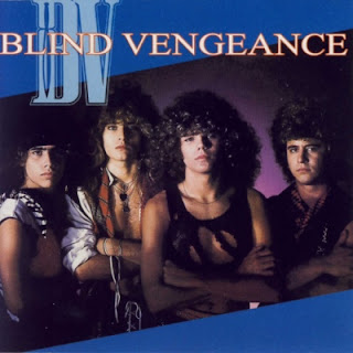 Blind Vengeance - Blind Vengeance 1985 Canada