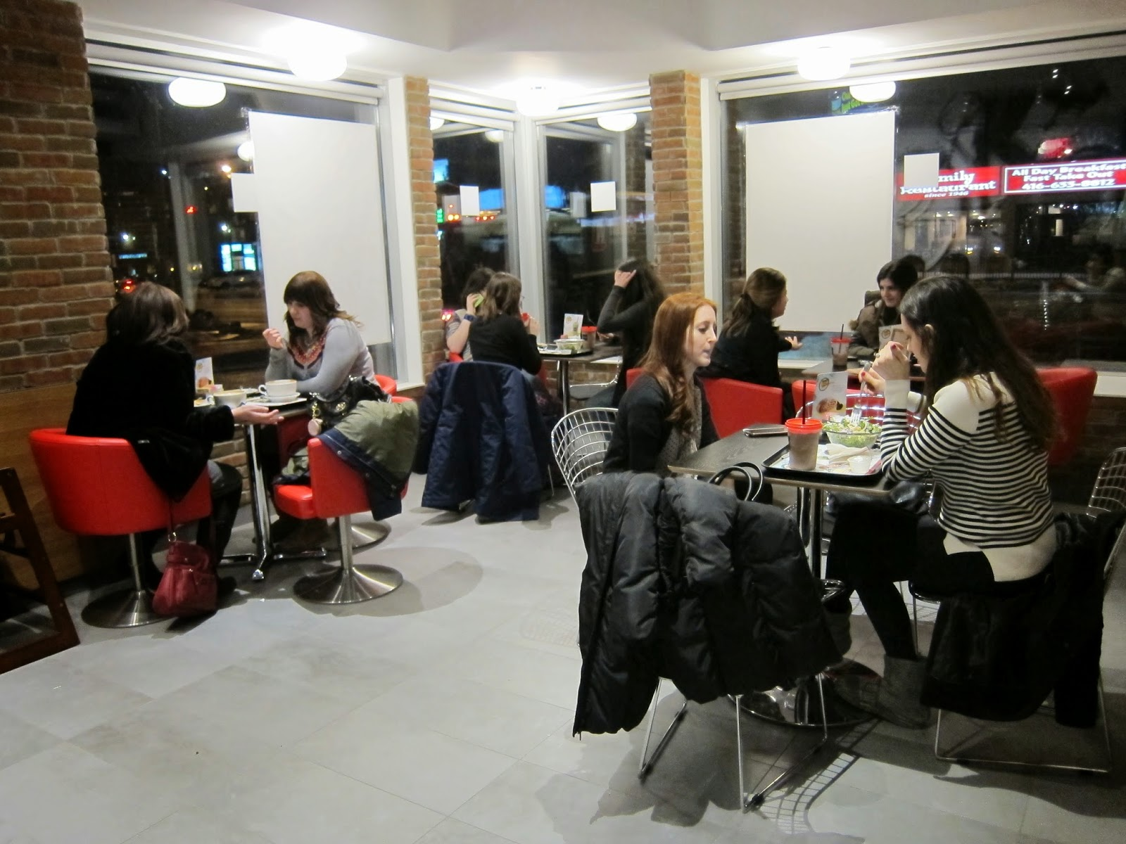 Starving Foodie Aroma Espresso opens Kosher cafe