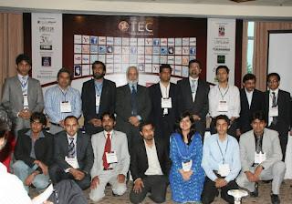 DigiMArk 2011, TEC, Syed Kashif ul Hasnain, Amna Tariq, Iftikhar Hussain, Zain Majid, Muaz Raja