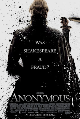 Watch Anonymous 2011 BRRip Hollywood Movie Online | Anonymous 2011 Hollywood Movie Poster