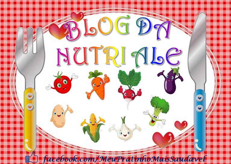 BLOG DA NUTRI ALE - Nutrição Infantil