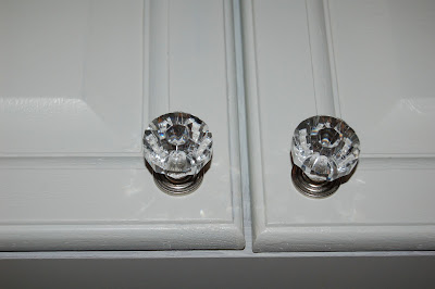 kitchen glass knobs pertty