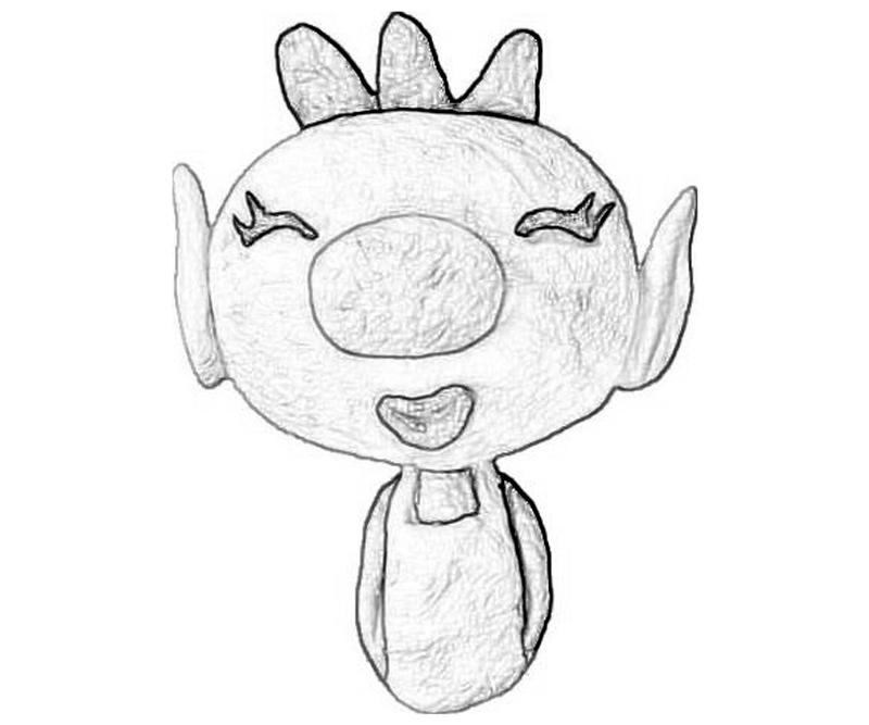 pikmin-3-funny-characters-coloring-pages
