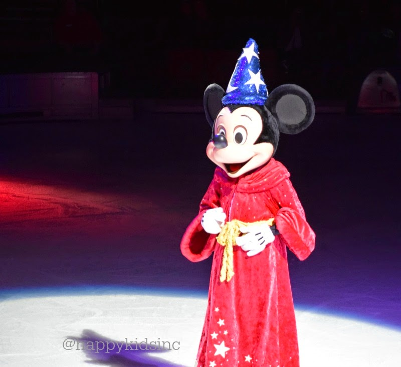 Disney On Ice Let's Celebrate At The Moda Center