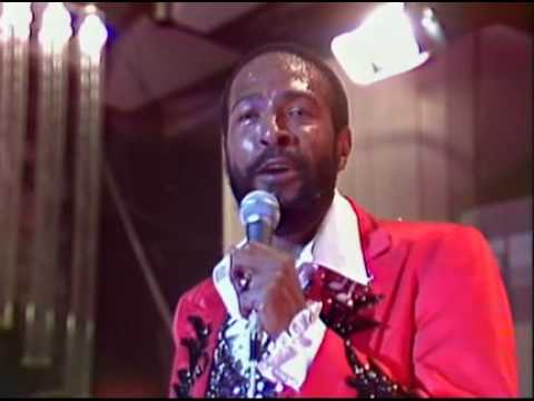 Listen to this live audio of Marvin Gaye performing his classic smooth joint ...
