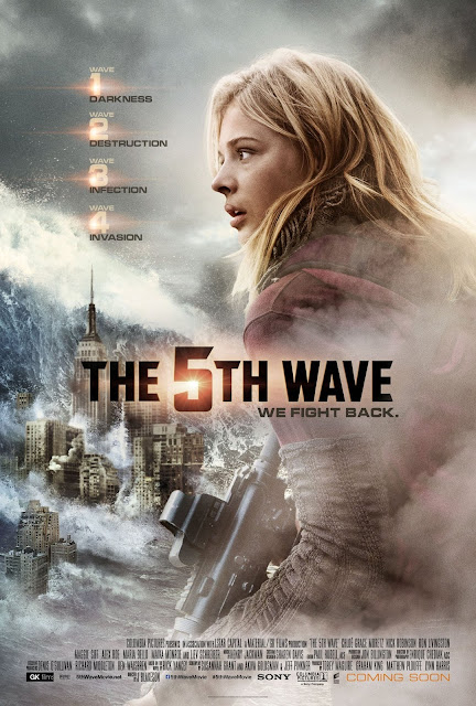 The 5th Wave (2016) tainies online oipeirates