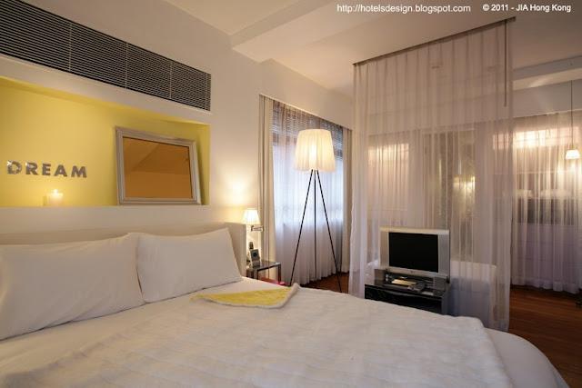 Jia hong kong boutique hotel by philippe starck yoo for Yoo design hotel