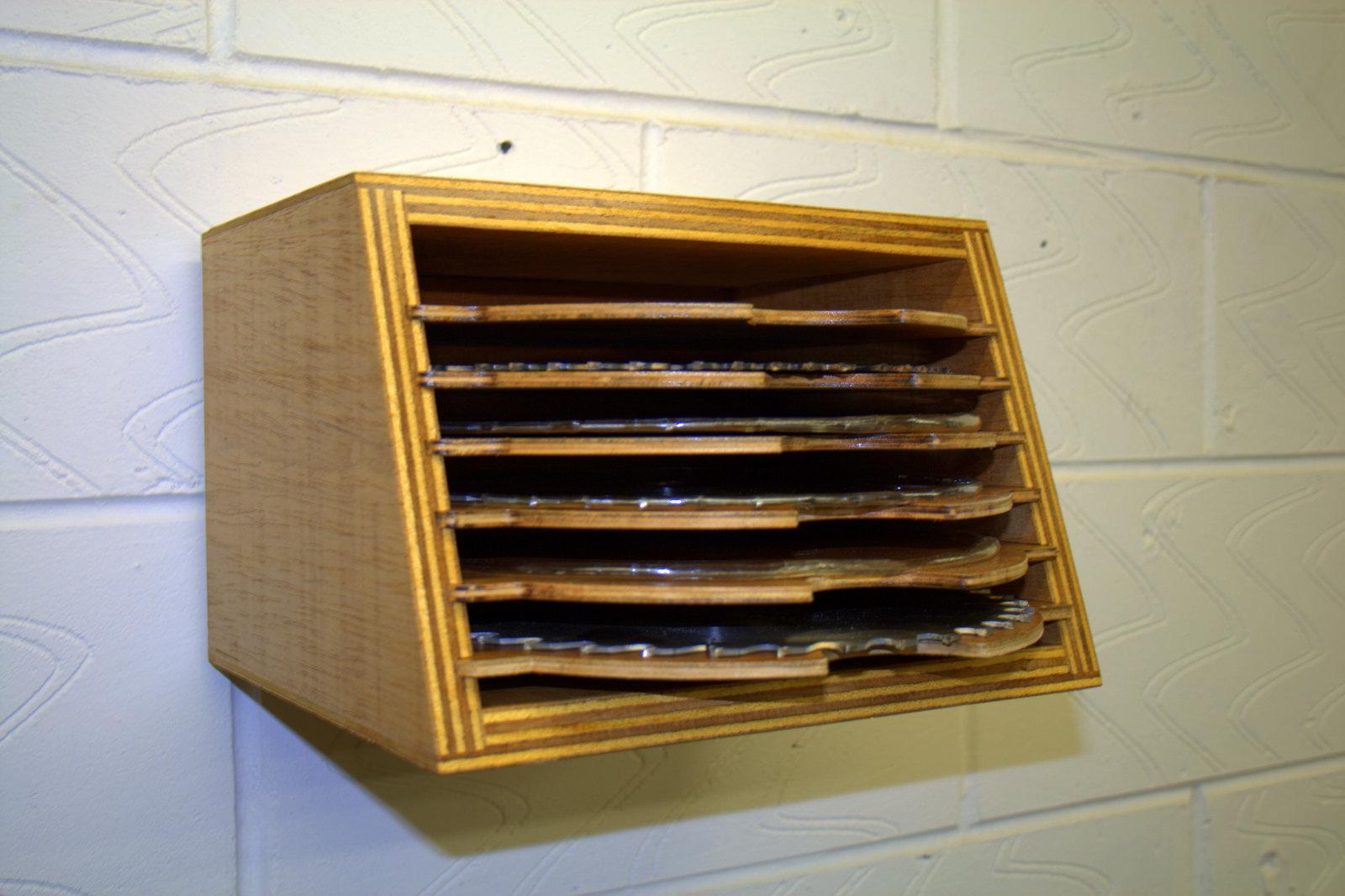 Tmc Woodworks Table Saw Blade Storage