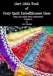 Lisa's Little Book of Crazy Quilt Embellishments