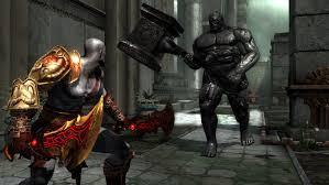 God Of War 3 gameplay