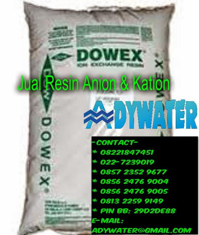 Jual Resin Dowex - telp : 082140002080