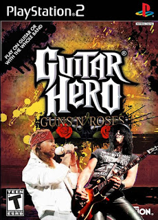Guitar Hero III: Guns n Roses Ps2 Iso Mega Ntsc Descargar Juegos Para PlayStation 2