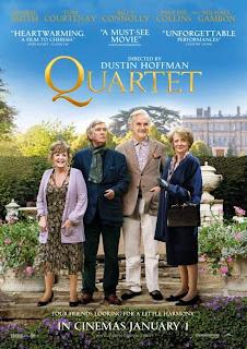 Ver peliculas Quartet (2012) Online gratis