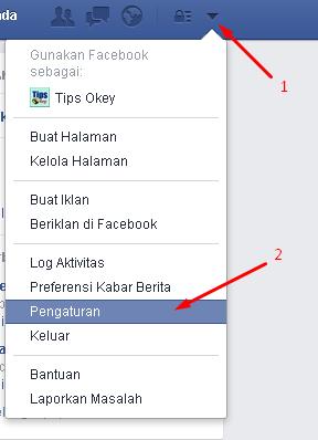 Agar Tidak Bisa Ditandai Teman Facebook