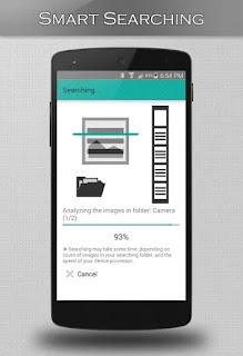 تثبيت تطبيق Duplt لحذف الصور المكرره علي هاتفك الاندرويد