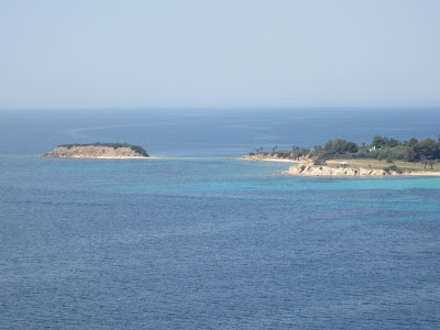 Halkidiki-Greece-small-island