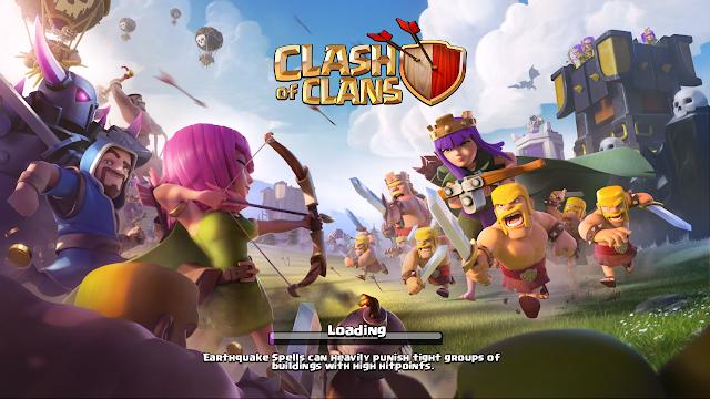 Update Terbaru Clash of Clans 10 Desember 2015