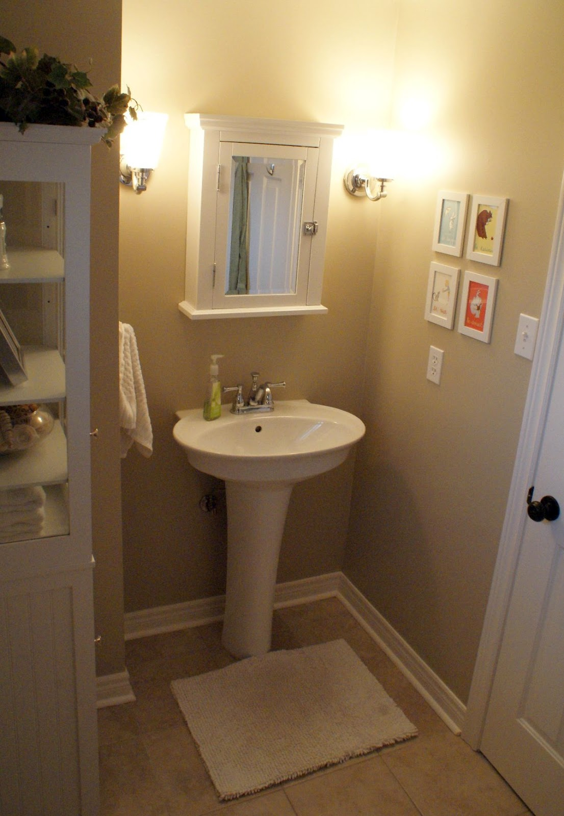 Jessie street designs my main bathroom for Main bathroom design ideas