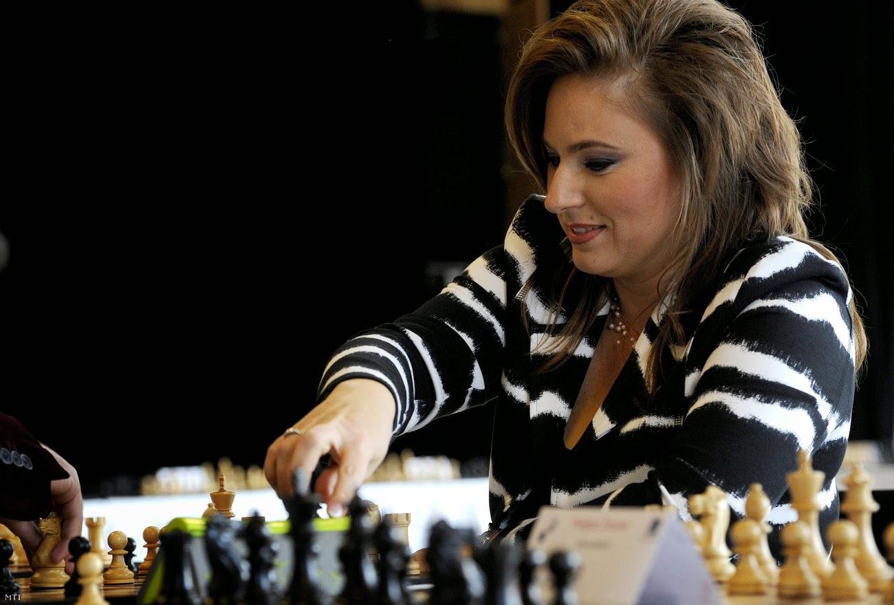 New in Chess, Nigel Short, Polgár Judit, férfiak és nők, sakk, szexizmus,