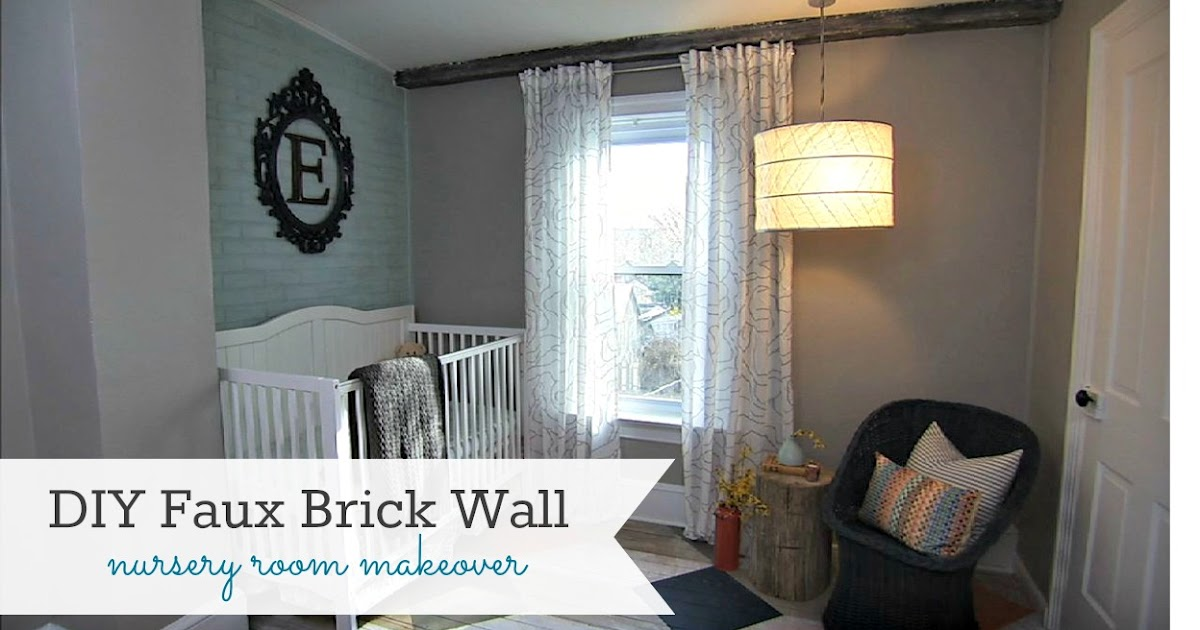 How To Create A Faux Wall Home Interior Design
