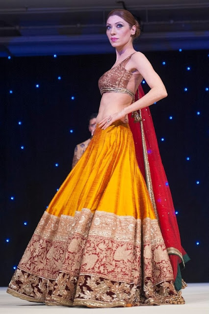 Latest Lehenga Choli 2013-2014
