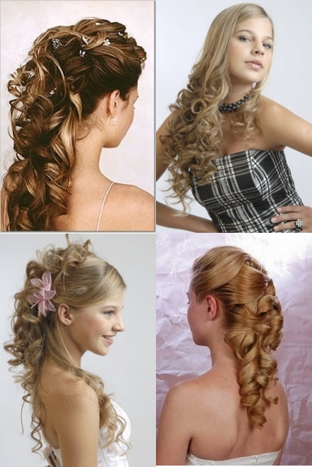 Peinadoss todo sobre peinados for Imagenes semirecogidos