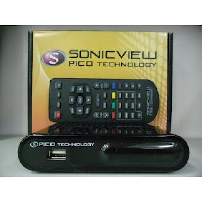 Nova Atualização Sonicview Pico Technology 27-01-2013