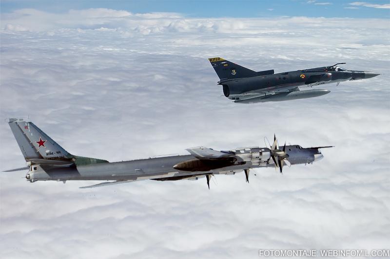 bombarderos rusos colombia fuerza aerea