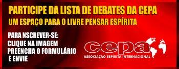 Lista de debates da CEPA