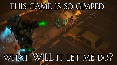 XCOM Enemy Unknown Gimped
