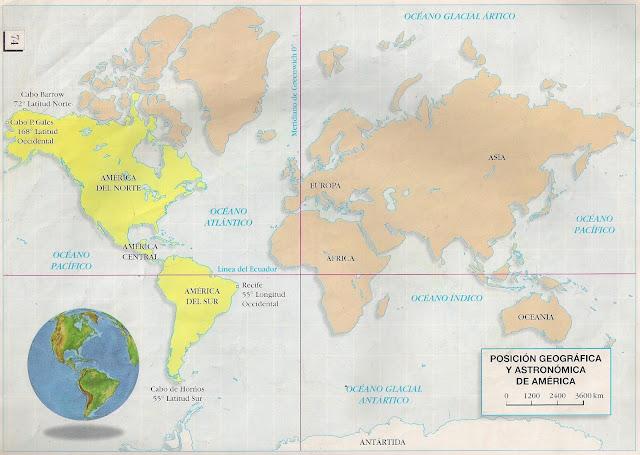Posición Geográfica y Astronómica
