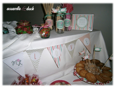 buffet chuches boda