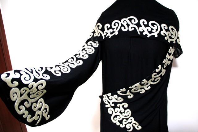 Butik Kunang-Kunang Abayat Qatar Abaya A017