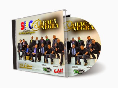 CD Gigantes do Samba (2014)
