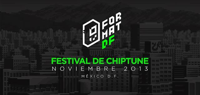 FORMAT.DF Festival de Música 8bits y Artes Retroinformáticas
