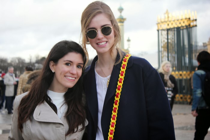 diana dazzling, fashion blogger, fashion blog, paris, Chiara Ferragni, the blonde salad, moschino, Elie Saab