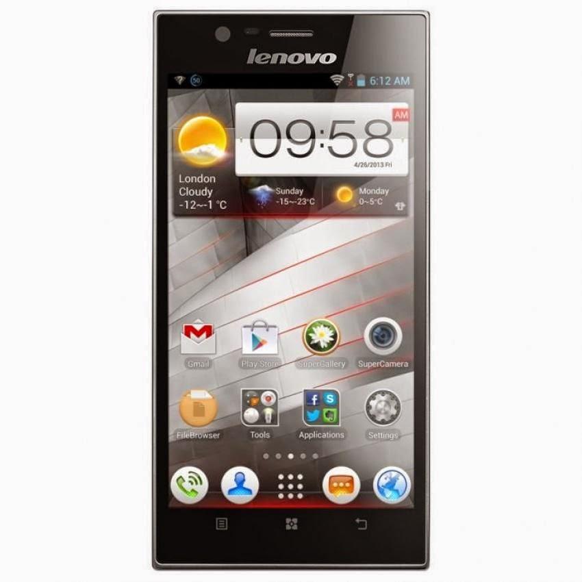 Harga Dan Spesifikasi Lenovo IdealPhone K900 Steel Grey Terbaru, CPU Dual-Core Qualcomm Intel Atom Z2580 Berkecepatan 1.8 GHz Upgrade 2.0 GHz