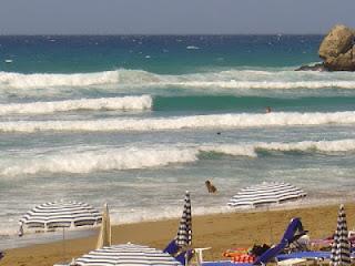 Spiaggia Pelekas