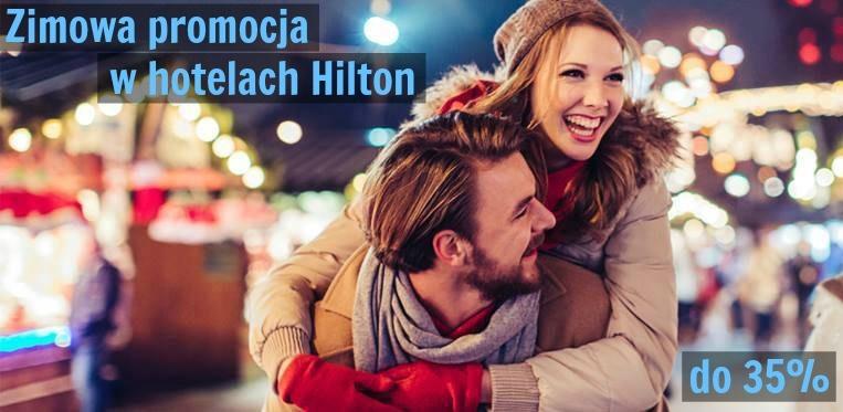 Zimowa promocja w hotelach Hilton - blog Hotel Spotter