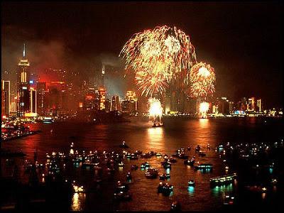 New Year Celebration stills