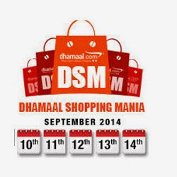 Dhamaal Shopping Mania : Mobiles, Laptops, Appliances, Decor & Fashion Extra upto 50% off