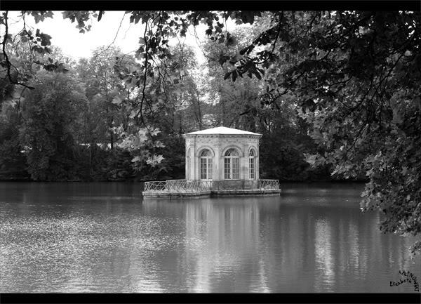Château de Fontainebleau Le pavillon de l'Étang