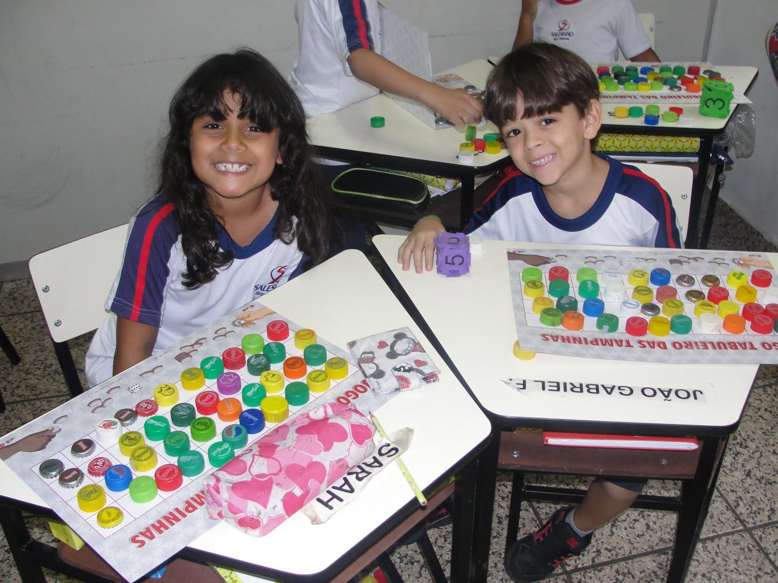 EDUCAÇÃO INFANTIL COLÉGIO  SIANO BH: JOGOS MATEMÁTICOS #288A70 1600 1200