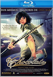 Filme Chocolate BluRay 720p Dual Áudio