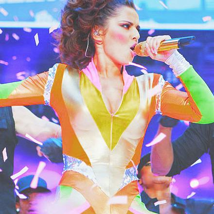 #watch: Cheryl Cole playbacks through Call My Name at Capital Summertime Ball!
