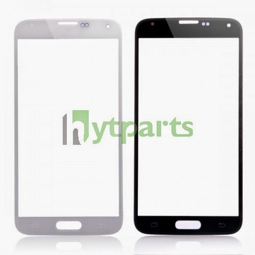 Original Front Screen Outer Glass Lens Replacement for Samsung Galaxy S5
